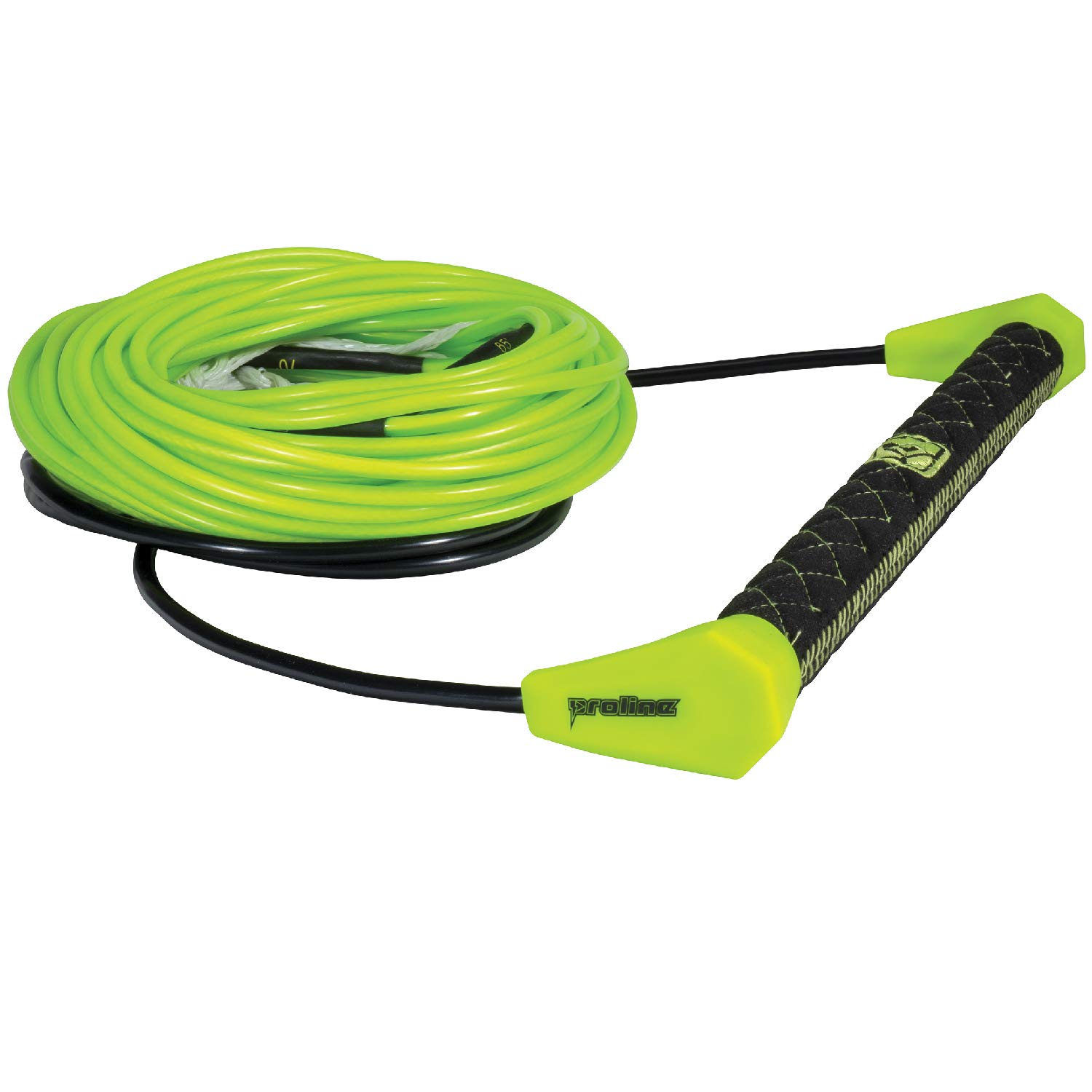 PROLINE 75' Wakeboard Rope and Handle, LGS Package - Volt (Yellow) by PROLINE
