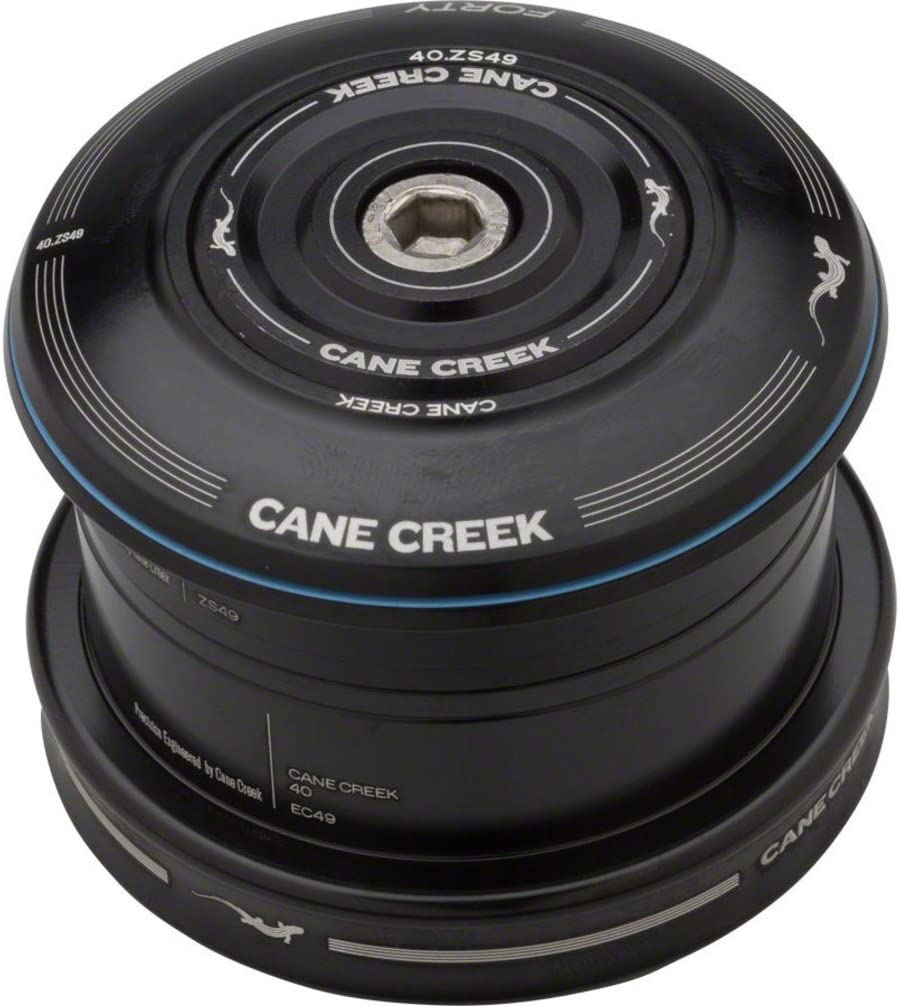Cane Creek 40 ZS49//28.6 EC49//40 Headset Black