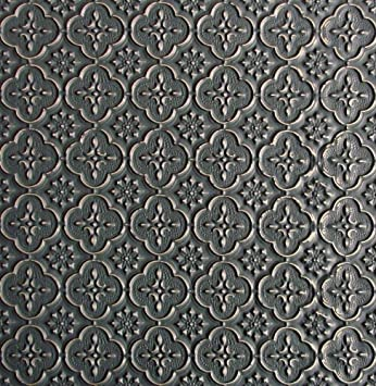 Wall Paneling, Covering Wc-20 Black Gold Pvc Backsplash Wall Decor 25ft.roll X 2ft. Glue up Fire Rated.
