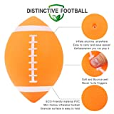 Mini Inflatable Football 7.5Inch Playground Balls