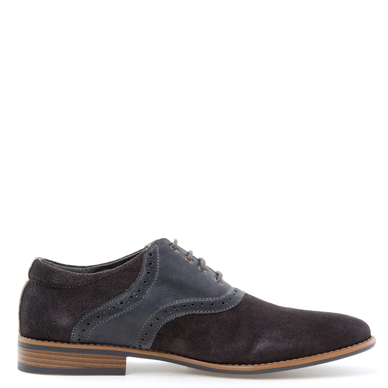 J75 by Jump Men's Morton Dress Casual Oxford Shoe Coal 8 D US: Amazon.ca:  Shoes & Handbags
