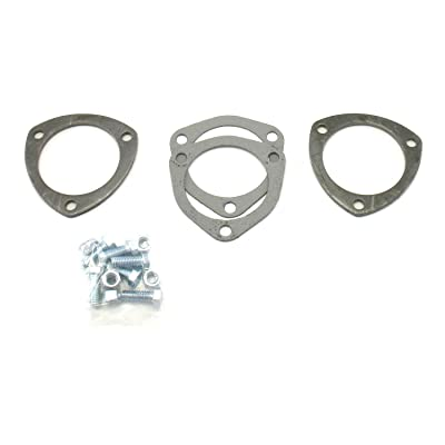 "Patriot Exhaust H7260 3"" Exhaust Collector Flange: Automotive"