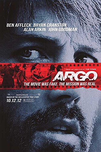 Argo - Authentic Original Movie Poster