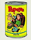Popeye: The Great Comic Book Tales by Bud Sagendorf