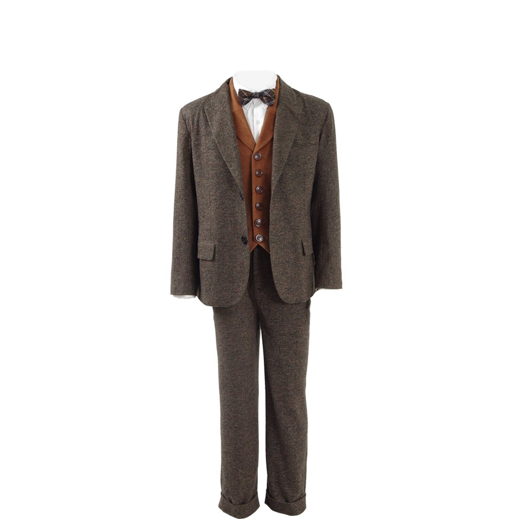 Ice Dream Winter Suits Men's Clothing Business Blazer Outfit Party Halloween Costume Made (Man-M) by Ice Dream (Image #4)