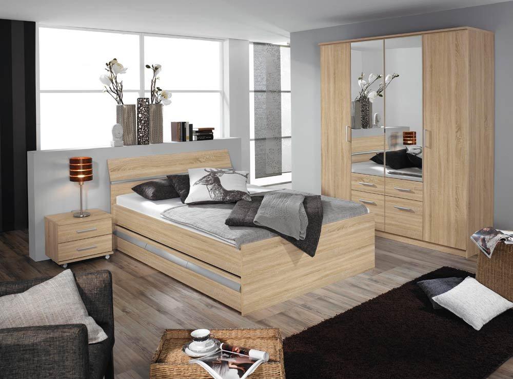 Schlafzimmer Schlafzimmermobel Set Komplett Komplettset