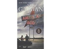American Gods (Turtleback School & Library Binding Edition)