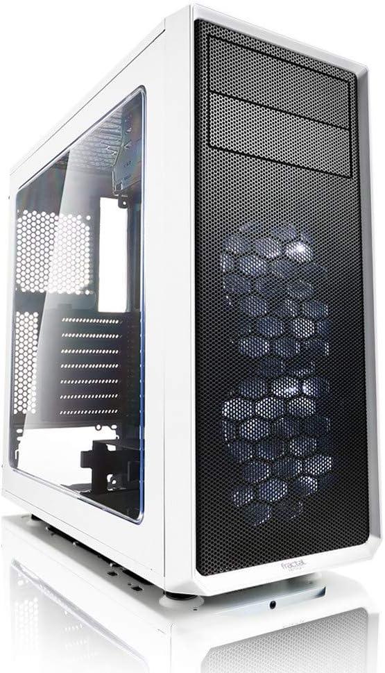 Adamant Custom 6-Core Gaming Desktop PC Intel Core i5 9600K 3.7Ghz 16Gb DDR4 1TB NVMe SSD 650W PSU Nvidia GeForce RTX 2080 8Gb Super