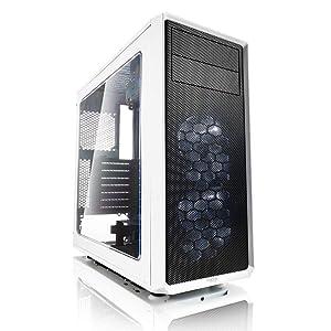 Adamant Custom 8X-Core Gaming Desktop Computer Intel Z390 i9 9900K 3.6Ghz Liquid Cooling 32Gb DDR4 RAM 4TB HDD 500Gb NVMe SSD 850W PSU Wi-Fi Nvidia RTX 2080 Ti 11Gb