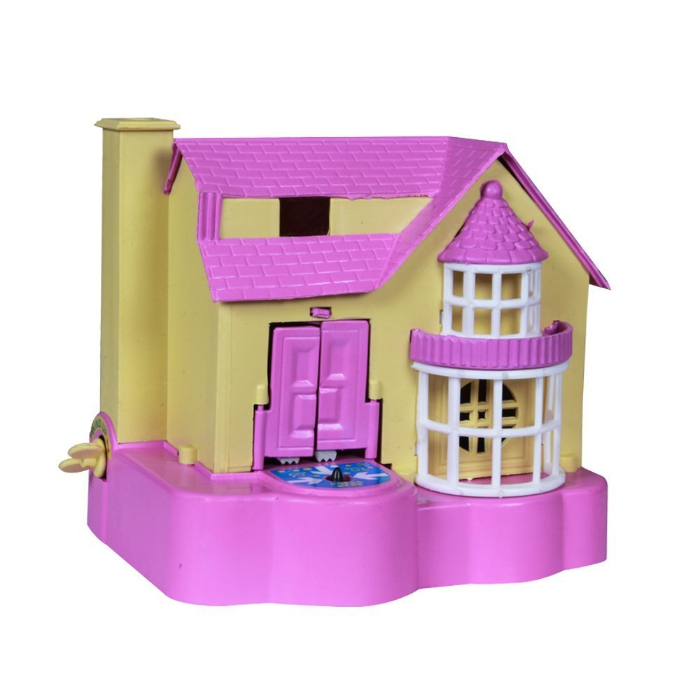 584f178e4f54b Buy Tukknu Key Wind Animated Puppy Grab Saving Piggy Bank and Dog House  (Green, Blue and Orange) Online at Low Prices in India - Amazon.in