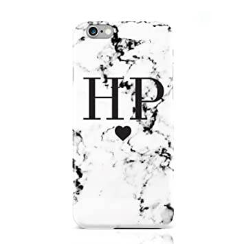 marble initial phone case iphone 7