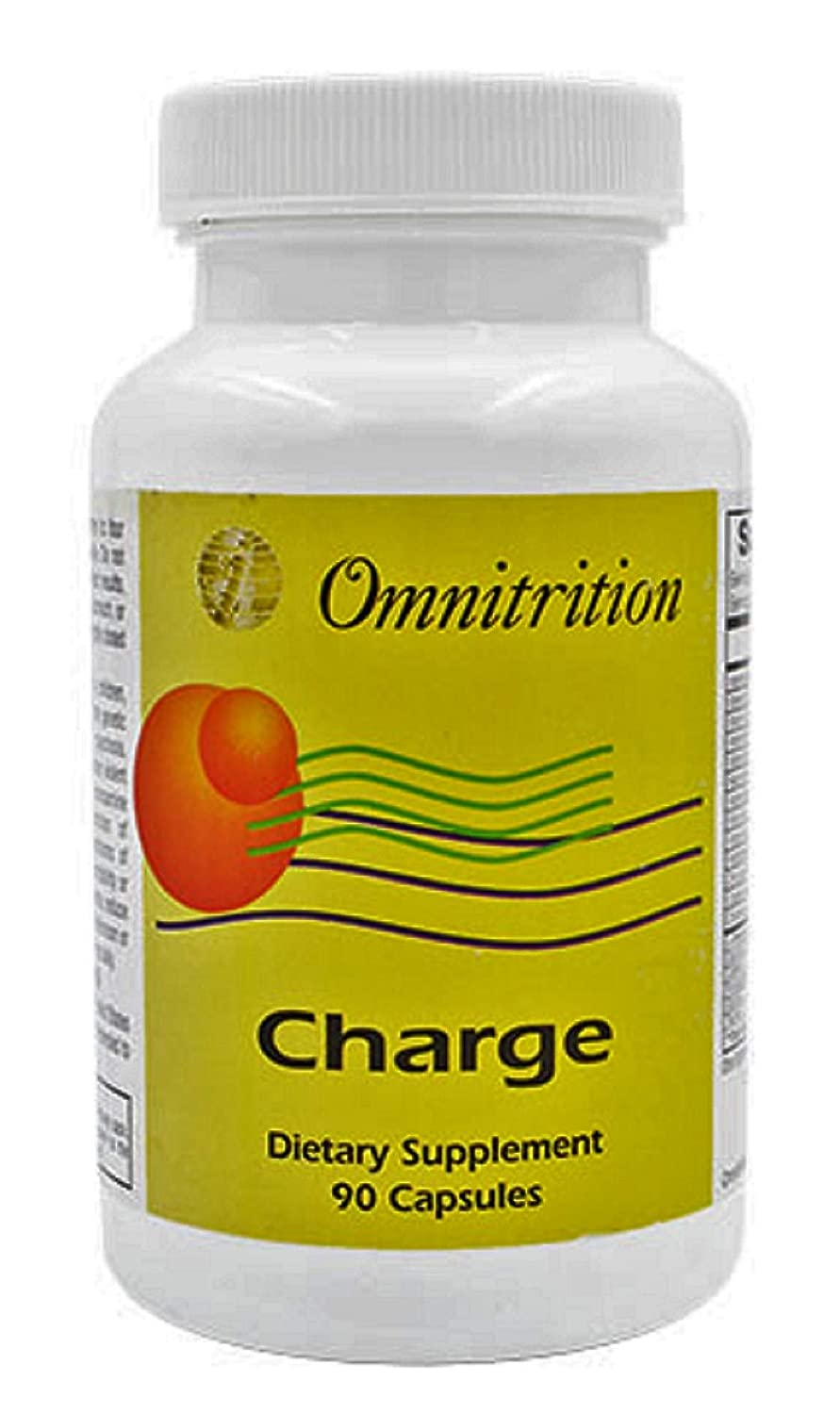 Charge Capsules With Caffeine Dietary Supplement – 90 Capsules