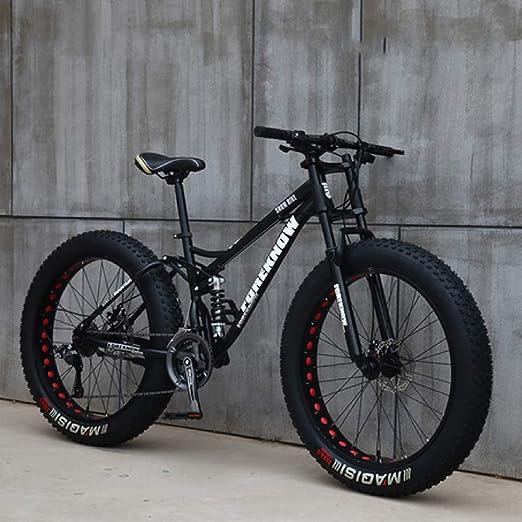 Las bicicletas de montaña, 24 pulgadas de 26 pulgadas Fat Tire ...