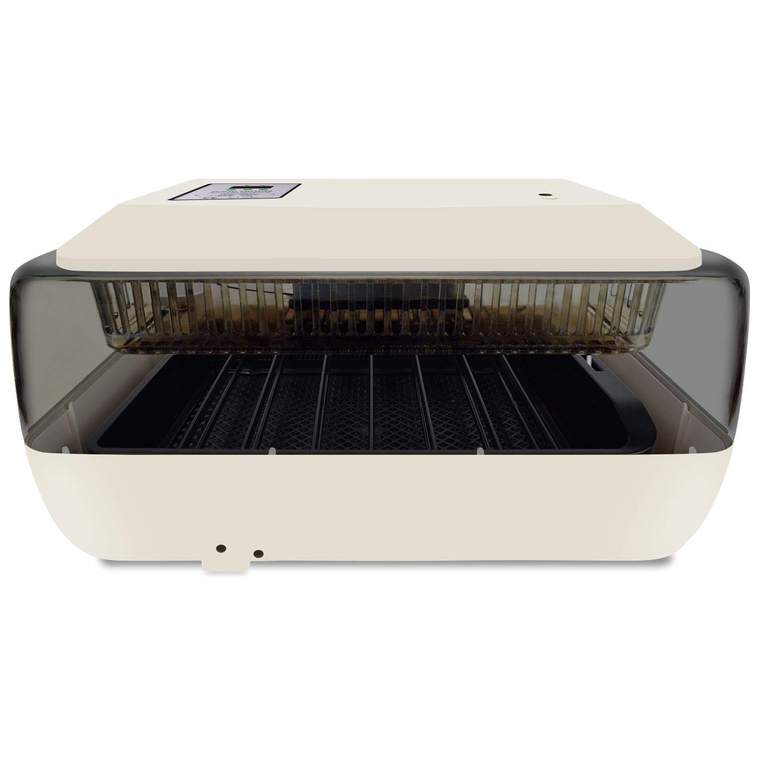 B07R2N1HX8 GOOD MOTHER Fully Automatic Egg Incubator Celsius 24-30 Eggs Incubators for Hatching Chickens Ducks Geese Birds Quail Eggs 61JhRukouBL._SL1500_