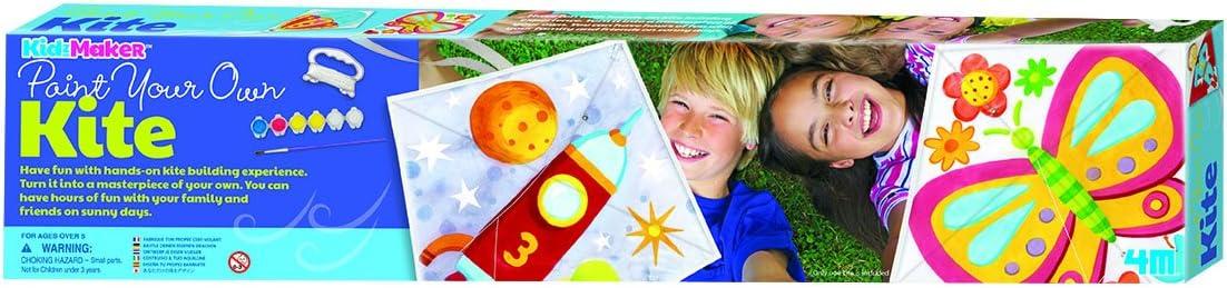 4M Fun Crafts Crea Il Tuo Aquilone