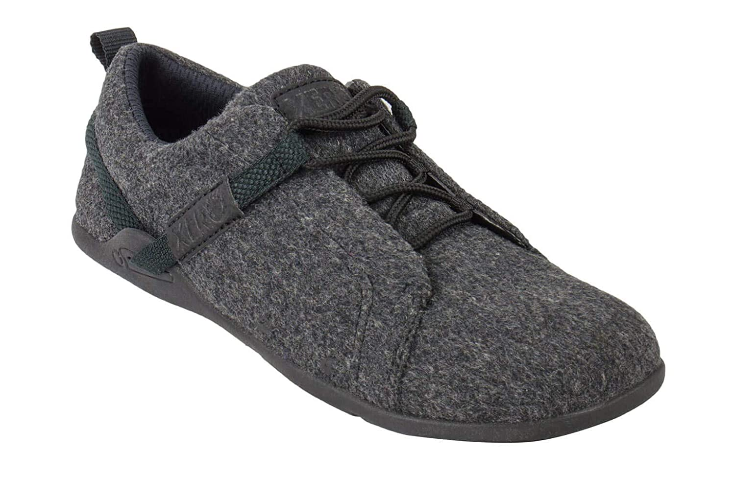 Charcoal Xero shoes Pacifica - Women's Minimalist Wool shoes - Barefoot Inspired, Zero Drop Sole - Charcoal