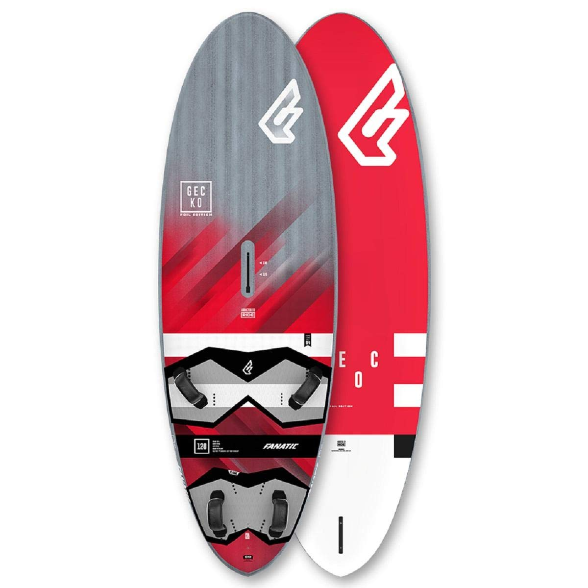 Fanatic Gecko Ltd Foil Tabla de Windsurf 2019, 120: Amazon.es ...