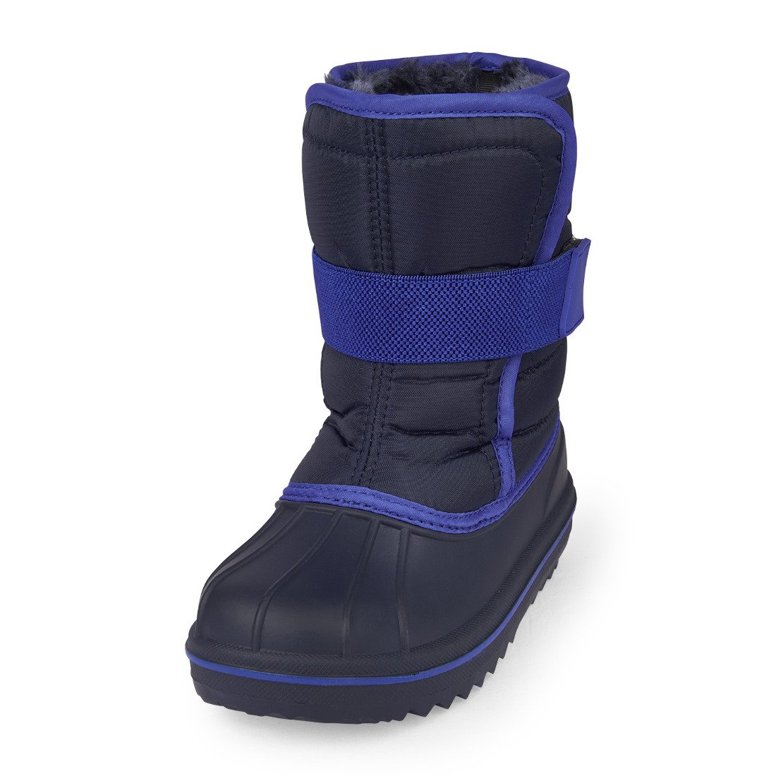 The Children's Place Boys' Snow Boot, Tidal, Youth 1 M US Little Kid