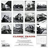 2016 Classic Trains Wall Calendar