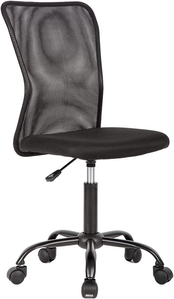 Swivel Rolling Executive Chair for Back Pain