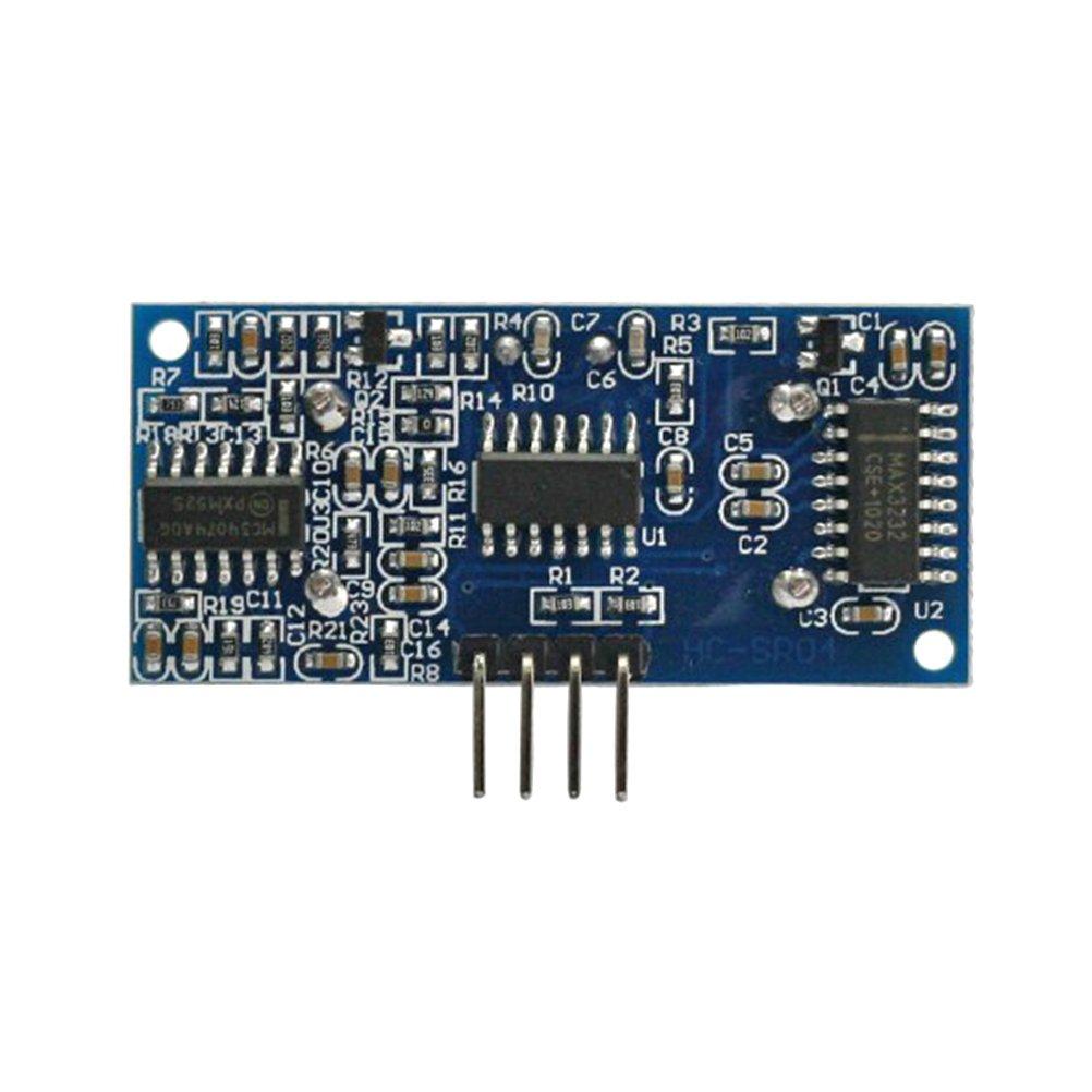 PIXNOR Gamma Cercatore Sensore di Distanza Modulo Ultrasuoni HC-SR04 per Arduino UNO MEGA R3 Mega2560 Duemilanove Nano Robot XBee ZigBee 2pcs