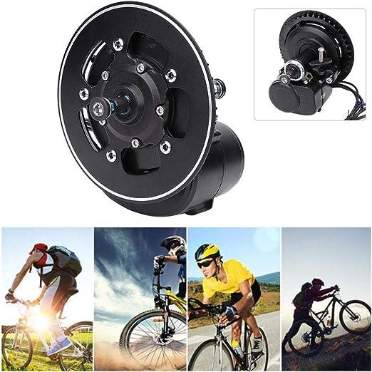 Wandisy Kit de Motor de Bicicleta eléctrica, TSDZ-2 48V 500W Kit ...
