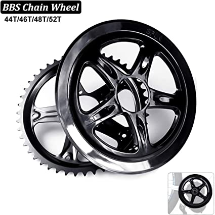 BAFANG 48V1000W BBSHD BBS03 Mid Drive Motor 40T or 42T or 44T or 46T chain wheel