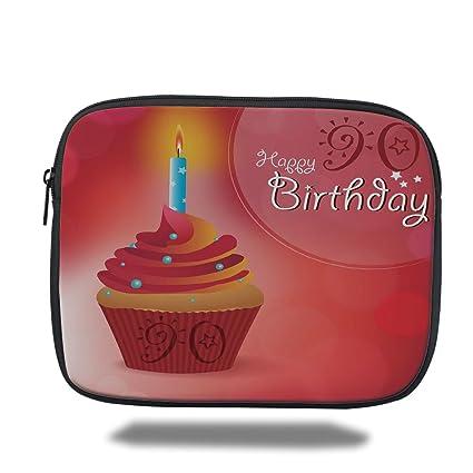 Amazon Laptop Sleeve Case90th Birthday DecorationsSun And