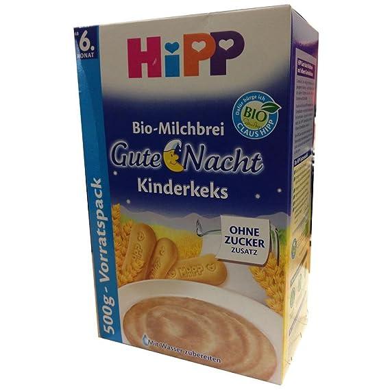 Hipp Kinderkeks buenas noches avena - a partir de 6 meses, 500 g