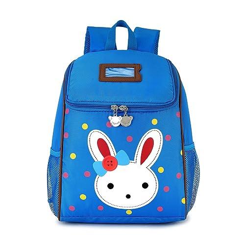 Kids Backpack Children Toddler Nursery Pre School Lunch Bag Cute Mini Rabbit Travel Backpacks