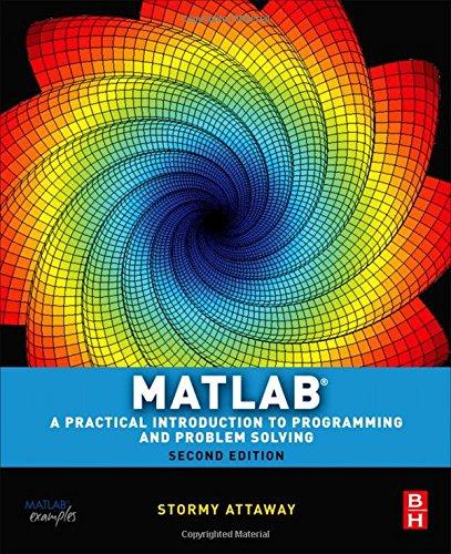 MATLAB ISBN-13 9780123850812