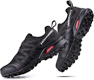 Zapatillas Trail Running Hombre Mujer Impermeables Zapatos Trekking Ligero Botas Senderismo Bajos Multideporte