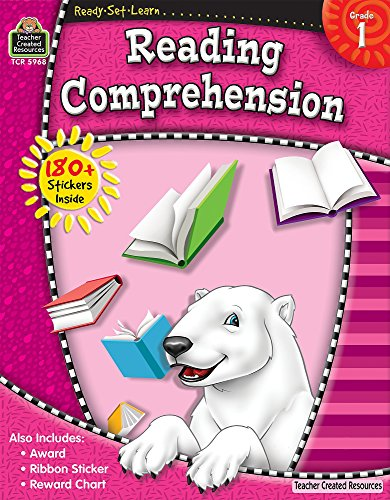 Ready-Set-Learn: Reading Comprehension, Grade 1 ()