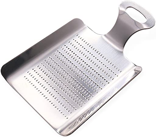 Amazon.com: Rallador de jengibre de acero inoxidable con ...