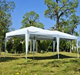 Outsunny Easy Pop Up Canopy Party Tent 10 x 20-Feet White & Amazon.com : Outsunny Easy Pop Up Canopy Party Tent 10 x 20-Feet ...