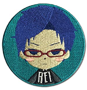 Patch - Free! - New SD Rei Iron-On Anime Licensed ge44170 by Free!