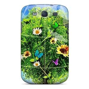 For MLa209FDMC Saving The Green Protective Case Cover Skin/galaxy S3 Case Cover