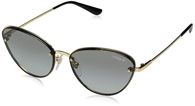 Vogue 0VO4111S Gafas de sol, Gold, 57 para Mujer: Amazon.es ...