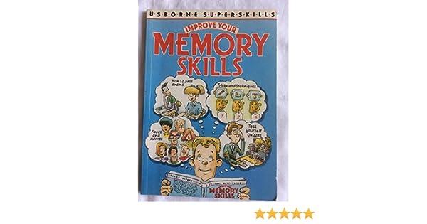 Improve Your Memory Skills Usborne Superskills Struan Reid