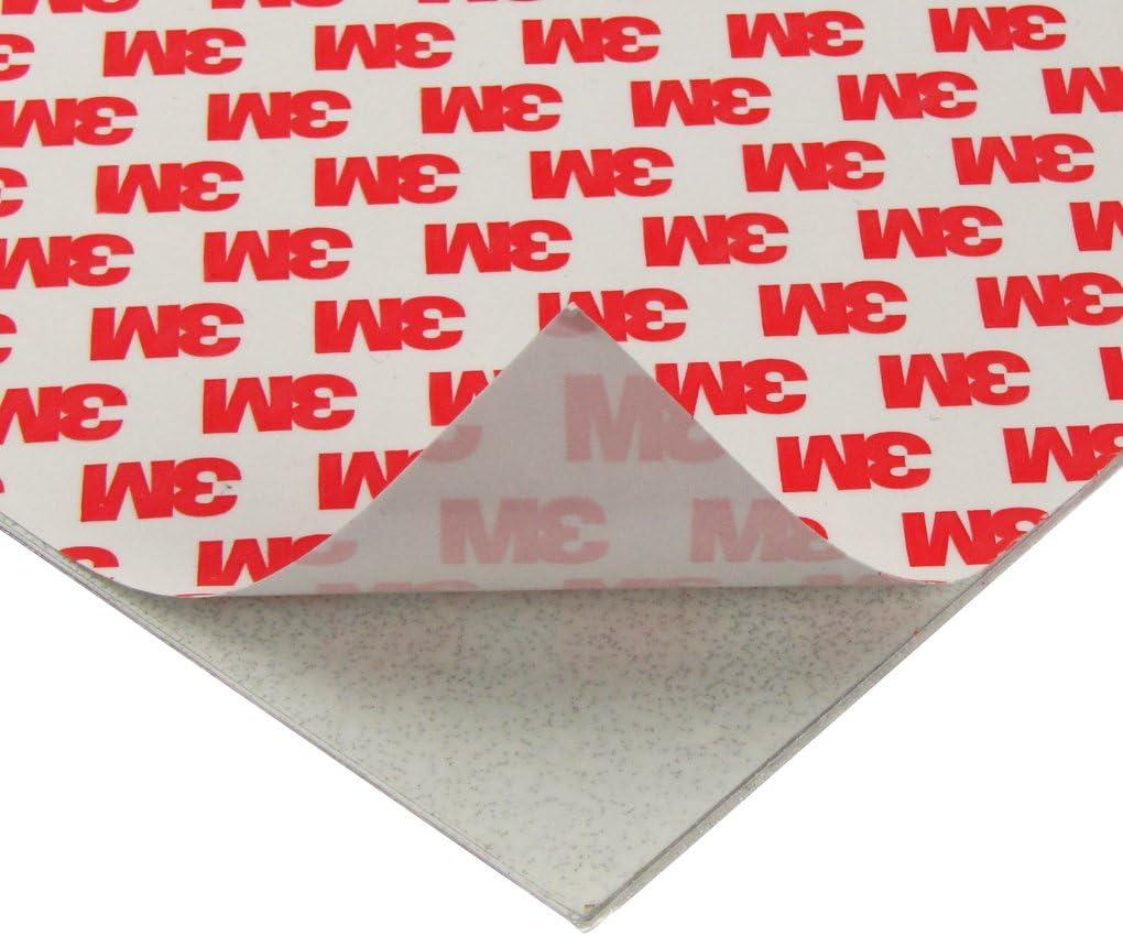 Nero 20 x 17 cm 7,87 x 6,89 pollici IKN 1PCS Materiale PVC PVC Taglio fai da te Chitarra acustica Battipenna Foglio bianco 3M Nastro adesivo antigraffio