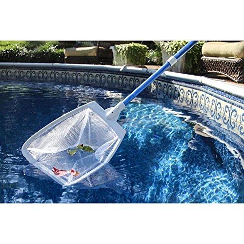 Aqua EZ 10 ft Nylon Telescopic Pool Skimmer