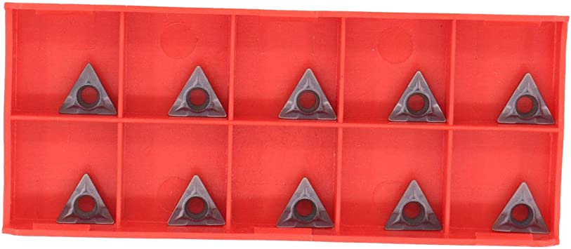 10pc TCMT110204 VP15TF//TCMT21.51 VP15TF carbide insert turning blade lathe blade