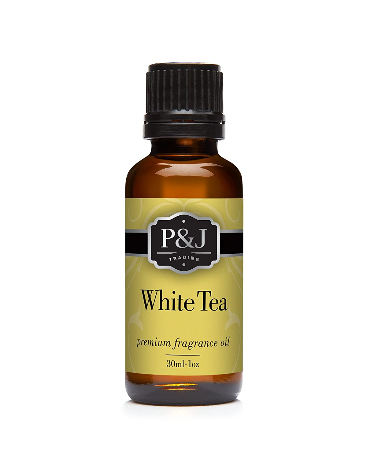 White Tea Fragrance Oil - Premium Grade Scented Oil - 30ml