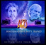 Better Late Than Never by Anderson Ponty Band