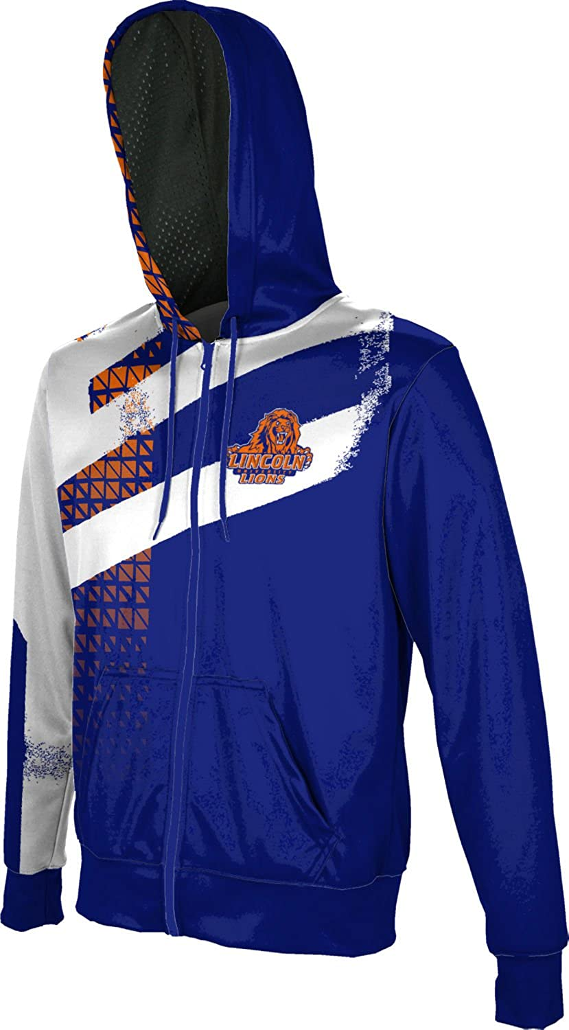 PA Structure Boys Fullzip Hoodie ProSphere Lincoln University