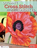 img - for Ultimate Cross Stitch Projects: Colorful and Inspiring Designs from Maria Diaz (Design Originals) book / textbook / text book
