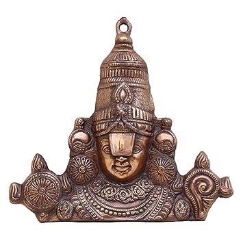 Buy APKAMART Handicraft Lord Balaji Face Wall Hanging 13 Inch