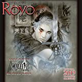 2019 The Fantasy Art of Royo 16-Month Wall Calendar