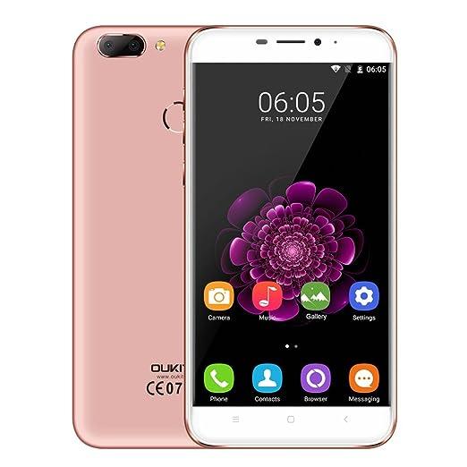7 opinioni per OUKITEL U20 Plus SmartPhone 4G 5.5'' Android 6.0 ( MTK6737T Quad-Core 1.5GHz