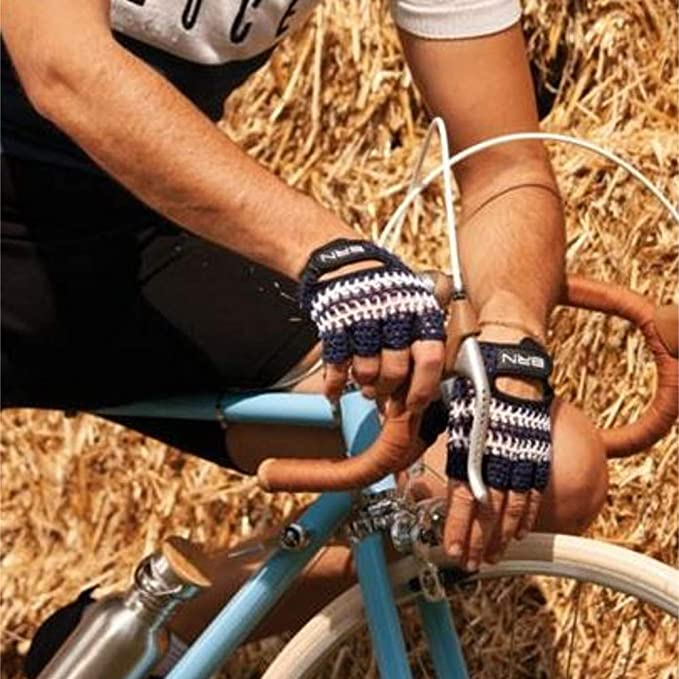 Cult Vintage RETRO Rennrad cycling gloves Handschuhe Eroica NEW old stock size M